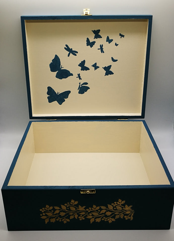 Personalised Gift Boxes For Memories Keepsakes Large Magical