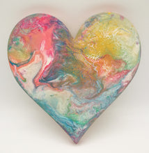 Marbled Heart Pours - Magical Moments Ireland