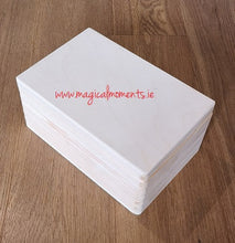 Plain Wooden Keepsake Box (Medium) - Magical Moments Ireland