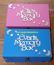Memory / Keepsake Box - Extra Large (Personalised)