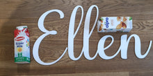 Large Name Plaque for wall or door