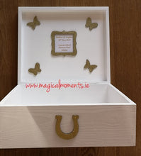 Wedding Memory & Keepsake Boxes - Personalised (Large) - Magical Moments Ireland