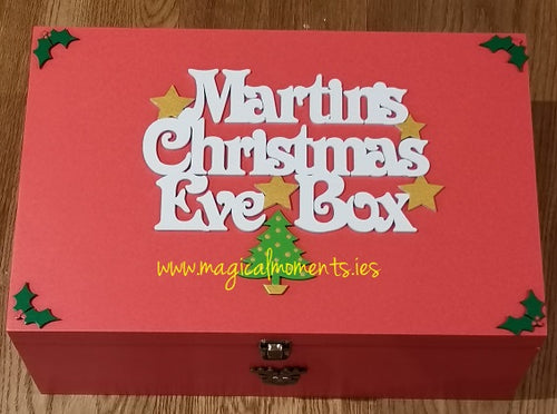 Extra Large Christmas Eve Box - Magical Moments Ireland