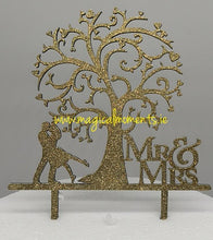 Wedding Cake Toppers MDF - Magical Moments Ireland