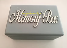 Wedding Memory / Keepsake Box  - Personalised (Medium) - Magical Moments Ireland
