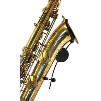 baritone saxophone wall-mounted stand Sir Harry made by Locoparasaxo