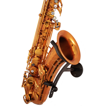 Saxophone stand Brecker made by Locoparasaxo wall-mounted stands with tenor