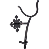 Saxophone stand Prince Bari only made by Locoparasaxo wall-mounted stands without instrument