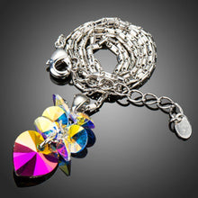 Load image into Gallery viewer, Heart Pendant For Girls KPN0234