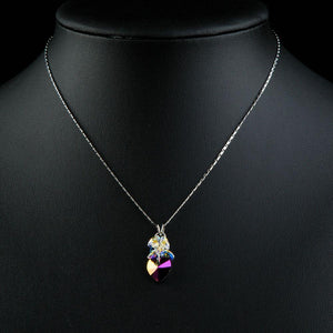 Heart Pendant For Girls KPN0234