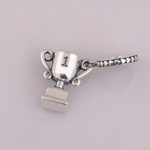 Achievement Trophy Dangle Charm - KHAISTA