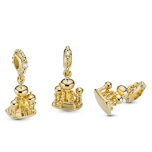 Aladdin Agrabah Castle Dangle Charm - KHAISTA