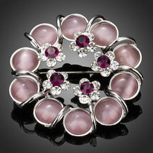 Load image into Gallery viewer, Artistic Beads With Flowers Pin Brooch - KHAISTA Fashion Jewellery