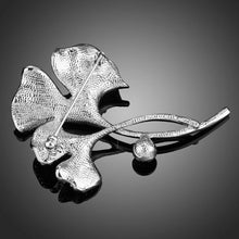 Load image into Gallery viewer, Artistic Bloom Flower Brooch Pin - KHAISTA Fashion Jewellery