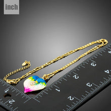 Load image into Gallery viewer, Artistic Heart Pendant Necklace KPN0208 - KHAISTA Fashion Jewellery