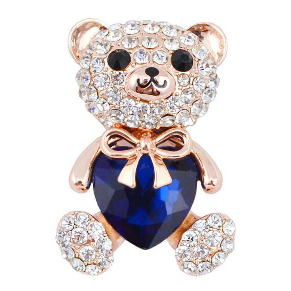 Baby Panda Brooch - KHAISTA Fashion Jewellery