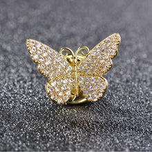 Load image into Gallery viewer, Butterfly Pin Brooch - KHAISTA Fashion Jewellery