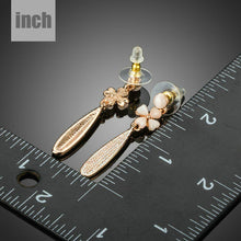Load image into Gallery viewer, Cactus Flower Drop Earrings - KHAISTA Fashion Jewellery