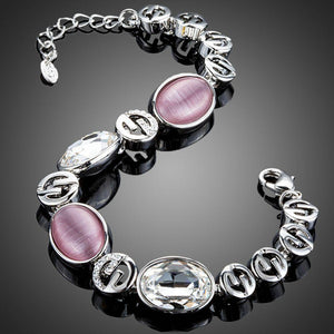 Fashion Charm Crystal Bracelet - KHAISTA Fashion Jewellery