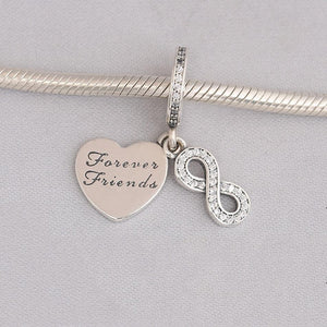 Forever Friends Dangle Charm - KHAISTA