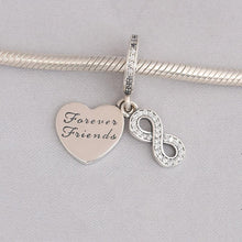 Load image into Gallery viewer, Forever Friends Dangle Charm - KHAISTA