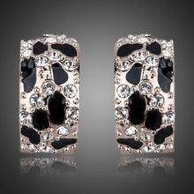 Load image into Gallery viewer, Jaguar Design Clip Earrings - KHAISTA Fashion Jewellery