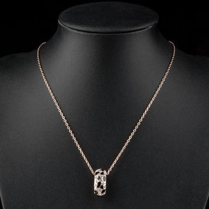 Jaguar Design Link Chain Necklace - KHAISTA Fashion Jewellery