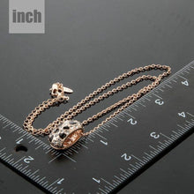 Load image into Gallery viewer, Jaguar Design Link Chain Necklace - KHAISTA Fashion Jewellery