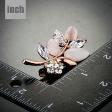 Load image into Gallery viewer, Leaves Shape Pin Brooch - KHAISTA Fashion Jewellery