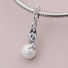 Load image into Gallery viewer, Luminous Ariel Dangle Charm - KHAISTA