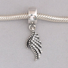 Load image into Gallery viewer, Majestic Feather Dangle Charm - KHAISTA