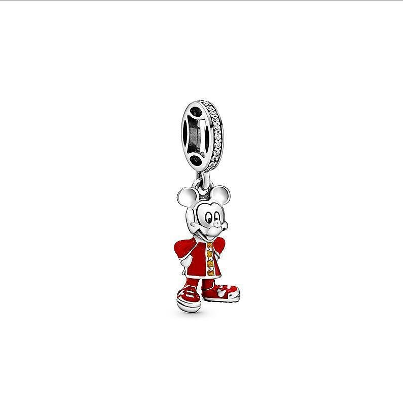 Mickey Mouse Dangle Charm - KHAISTA