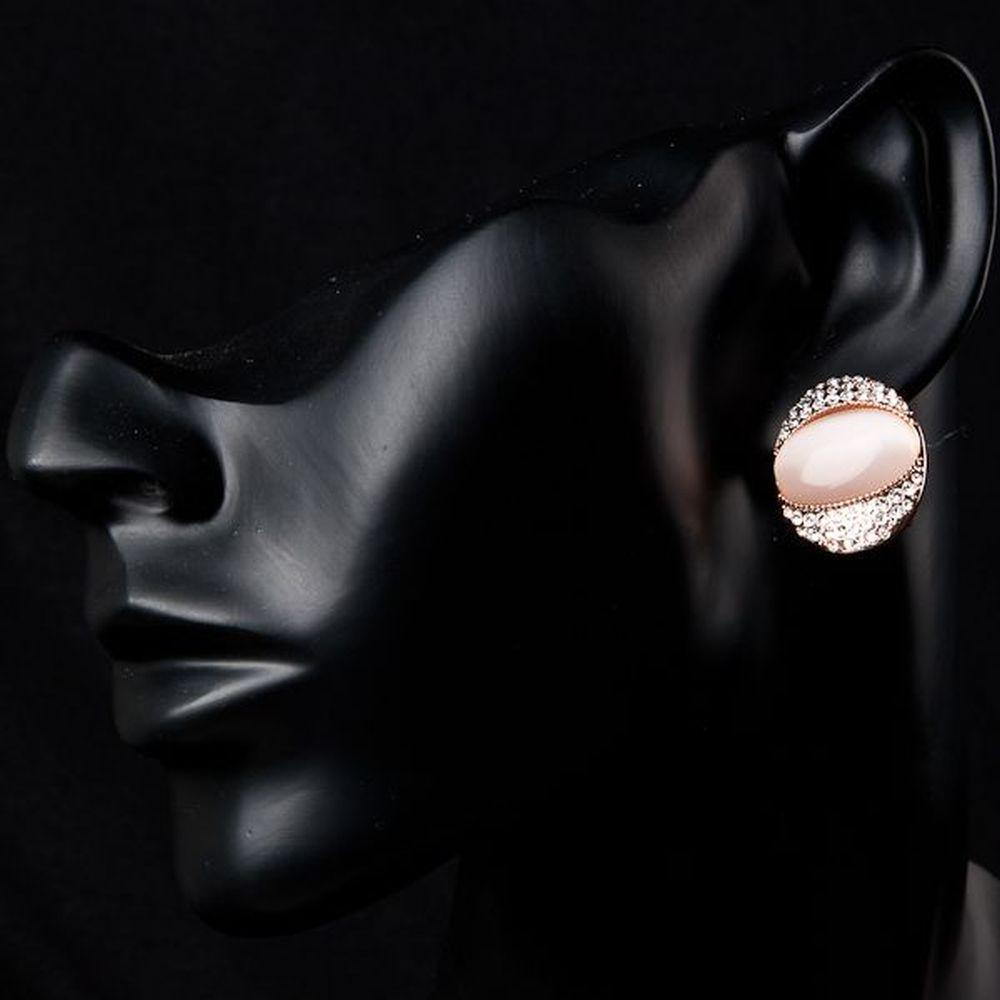 Popping Eye Stud Earrings - KHAISTA Fashion Jewellery