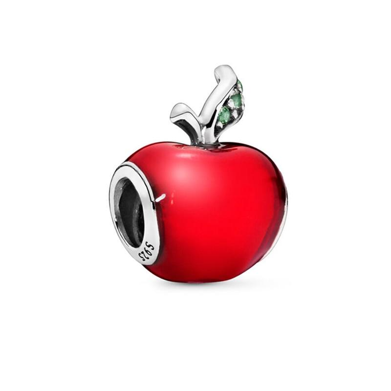 Snow White's Red Apple Charm - KHAISTA