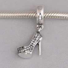 Load image into Gallery viewer, Sparkling Stiletto Dangle Charm - KHAISTA