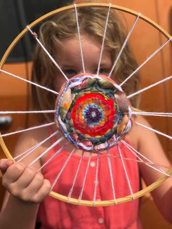 Wednesday, Sept 26th : WEAVING ( LOWRY Timbuk Toys)