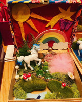 Art Barn Magical Unicorn Box