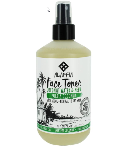 FACE TONER PURELY COCONUT