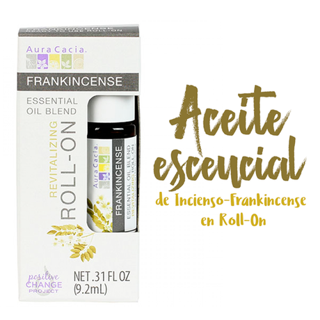 Aceite Esencial de Incienso/Frankincense en Roll-On