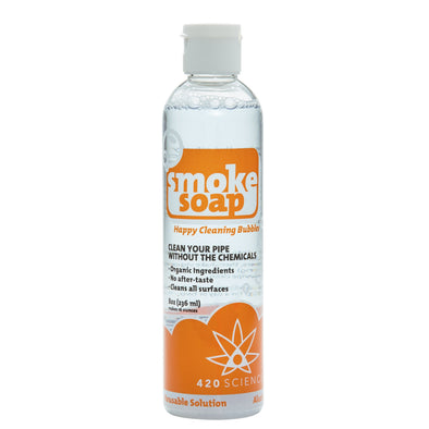 Smoke Soap 8oz Bottle - 420 Science