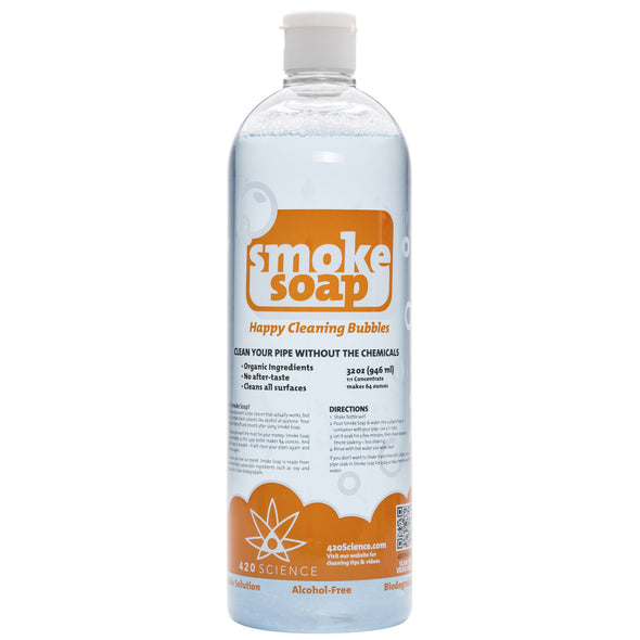 Smoke Soap 32oz Bottle - 420 Science