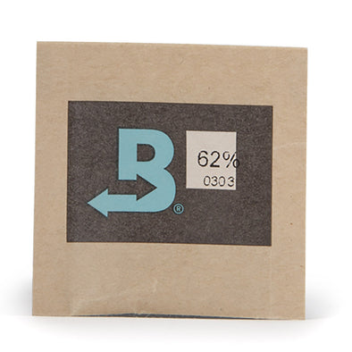 Boveda Humidipaks - 62% Humidity - 420 Science