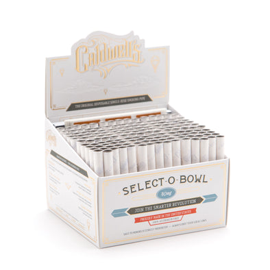 Caldwell's Disposable One Hitter POP Display