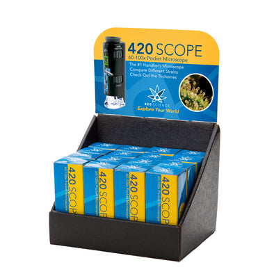 420 Scope 60-75x LED Microscope