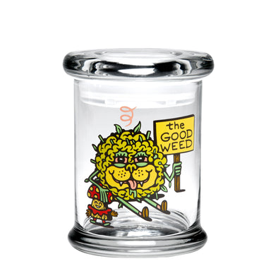 Medium Pop-Top Jar