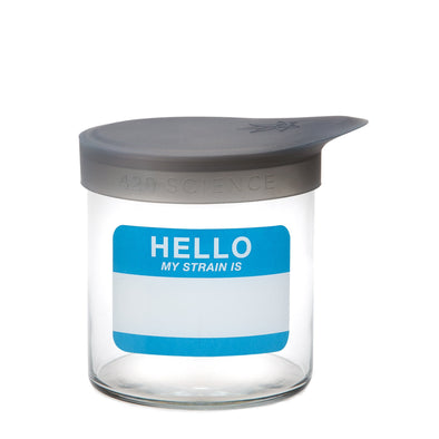 Medium Wide-Mouth Jar