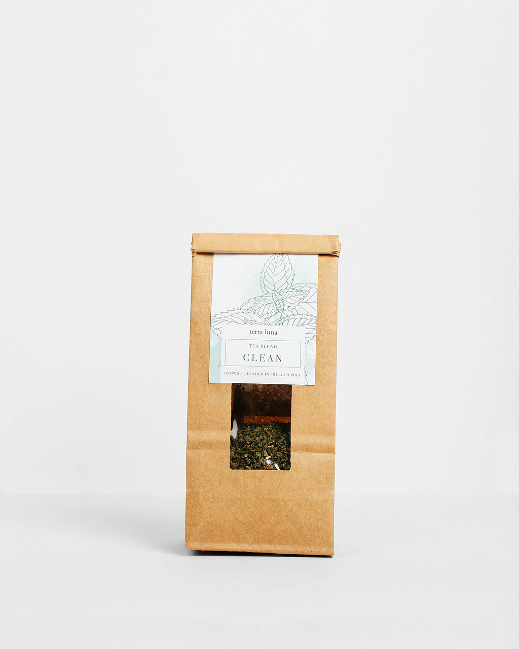 Terra Luna - Clean Tea - 8oz Bag
