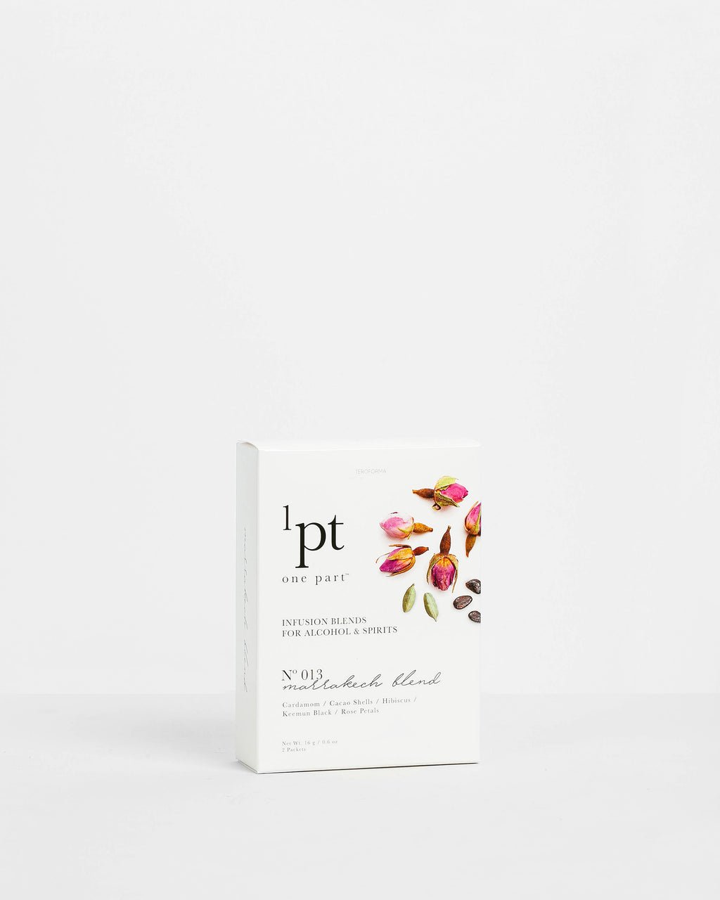1 Pt Infusion Blend - No. 13 Marrakech