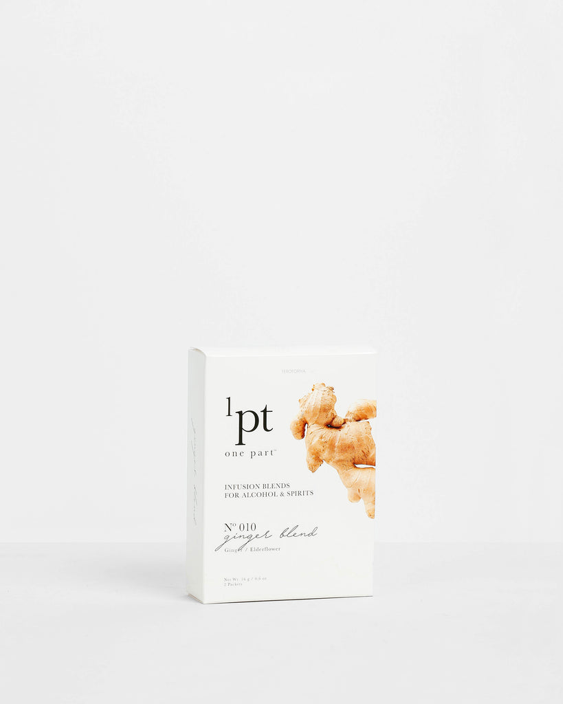 1 Pt Infusion Blend - No. 10 Ginger
