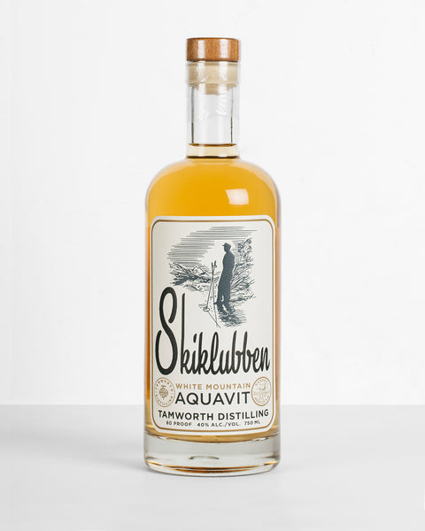 Tamworth Distilling Skiklubben Aquavit